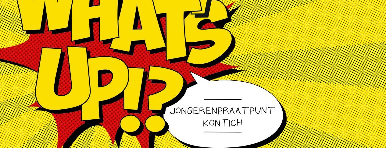 Jongerenpraatpunt What's Up!?